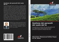 Copertina di Gestione dei parassiti del suolo del tè