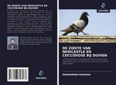 Bookcover of DE ZIEKTE VAN NEWCASTLE EN COCCIDIOSE BIJ DUIVEN