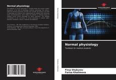 Borítókép a  Normal physiology - hoz