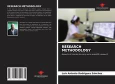 Buchcover von RESEARCH METHODOLOGY