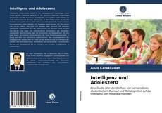 Capa do livro de Intelligenz und Adoleszenz