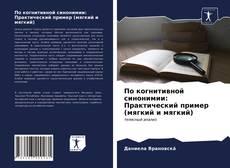 Bookcover of По когнитивной синонимии: Практический пример (мягкий и мягкий)