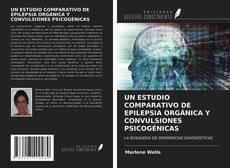 Bookcover of UN ESTUDIO COMPARATIVO DE EPILEPSIA ORGÁNICA Y CONVULSIONES PSICOGÉNICAS