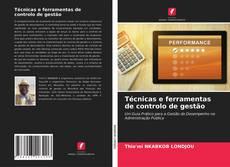 Copertina di Técnicas e ferramentas de controlo de gestão