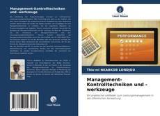 Borítókép a  Management-Kontrolltechniken und -werkzeuge - hoz