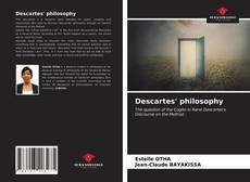 Capa do livro de Descartes' philosophy