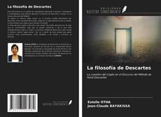 Capa do livro de La filosofía de Descartes