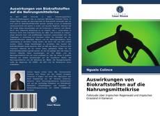 Borítókép a  Auswirkungen von Biokraftstoffen auf die Nahrungsmittelkrise - hoz