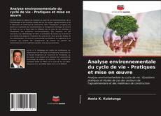 Couverture de Analyse environnementale du cycle de vie - Pratiques et mise en œuvre