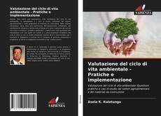 Copertina di Valutazione del ciclo di vita ambientale - Pratiche e implementazione
