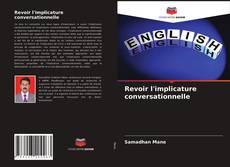 Revoir l'implicature conversationnelle kitap kapağı