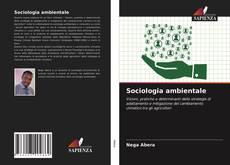 Sociologia ambientale kitap kapağı