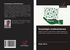 Обложка Socjologia środowiskowa