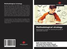 Bookcover of Methodological strategy