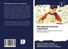 Capa do livro de Методологическая стратегия
