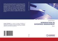 Bookcover of INTRODUCTION TO ENTERPRISE MANAGEMENT