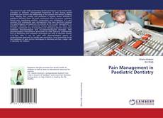 Bookcover of Pain Management in Paediatric Dentistry
