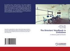 Couverture de The Directors' Handbook in Zimbabwe