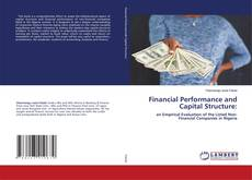 Bookcover of Financial Performance and Capital Structure: