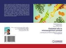 Portada del libro de Essential oils in microorganism control