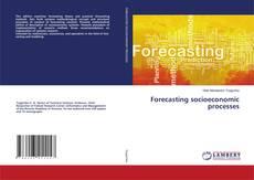 Couverture de Forecasting socioeconomic processes