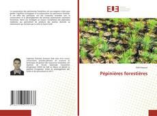 Couverture de Pépinières forestières