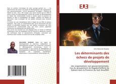 Les déterminants des échecs de projets de développement kitap kapağı