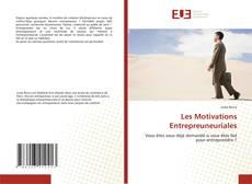Bookcover of Les Motivations Entrepreuneuriales