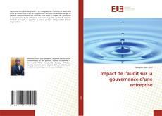 Обложка Impact de l'audit sur la gouvernance d'une entreprise
