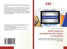 Обложка Audit interne et management des risques en entreprise