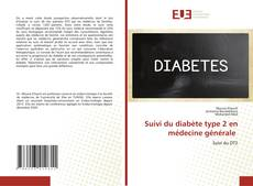 Обложка Suivi du diabète type 2 en médecine générale