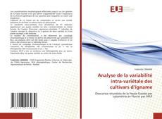 Analyse de la variabilité intra-variétale des cultivars d'igname kitap kapağı