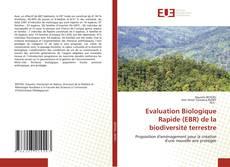 Bookcover of Evaluation Biologique Rapide (EBR) de la biodiversité terrestre