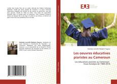 Copertina di Les oeuvres éducatives piaristes au Cameroun