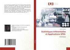 Copertina di Statistiques Inférentielles et Applications SPSS