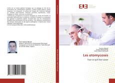 Bookcover of Les otomycoses