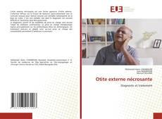 Bookcover of Otite externe nécrosante
