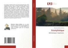 Ecostylistique的封面