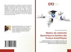 Moteur de recherche Dynamique et Gestion des Travaux Scientifiques的封面