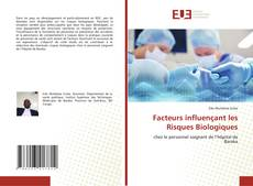 Bookcover of Facteurs influençant les Risques Biologiques