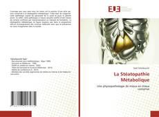 La Stéatopathie Métabolique的封面