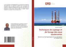 Bookcover of Techniques de captage et de forage des eaux souterraines