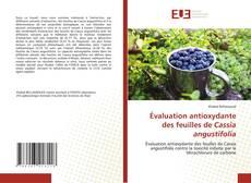 Portada del libro de Évaluation antioxydante des feuilles de Cassia angustifolia
