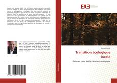 Transition écologique locale的封面