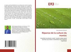 Copertina di Réponse de la culture du manioc