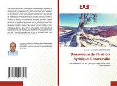 Dynamique de l'érosion hydrique à Brazzaville的封面