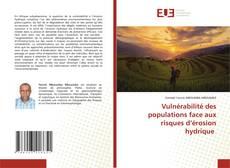 Vulnérabilité des populations face aux risques d'érosion hydrique的封面