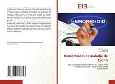 Hémorroïdes et maladie de Crohn kitap kapağı