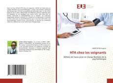 Portada del libro de HTA chez les soignants
