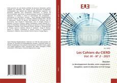 Обложка Les Cahiers du CIERD Vol. III - N° 2 - 2021